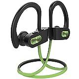 Mpow Flame Bluetooth Kopfhörer, IPX7 Wasserdicht Kopfhörer Sport, 7-10 Stunden Spielzeit/Bass+ Technologie,...