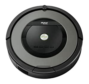 iRobot 800 Series Roomba 866 Vacuum Cleaning Robot (Black)
