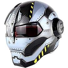 YSHCasco De Moto Racing Racing De Motocross Casco De Moto Abierto Casco Moto Racing,Mattetransformers