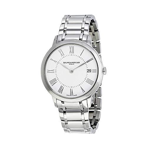 Baume y Mercier Classima ejecutivos–Reloj de cuarzo para mujer moa10261