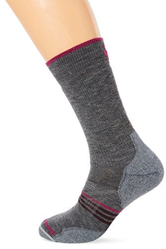 Smartwool Damen Women's Phd Outdoor M Crew Socke, Grau (Medium Grey), M