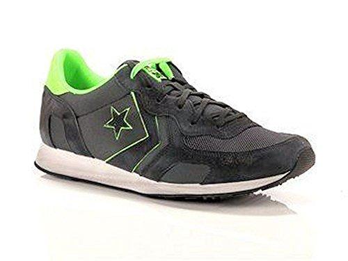 Auckland Schwarz Racer Converse grün Sneaker Ox Schwarz a schwarz 4wqwBC5P