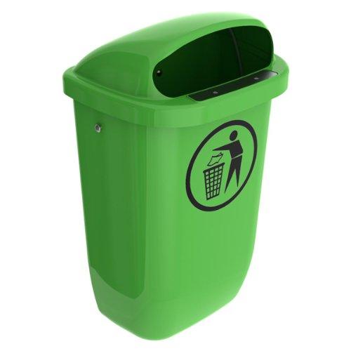 Original Sulo Abfallbehälter 50 Liter grün