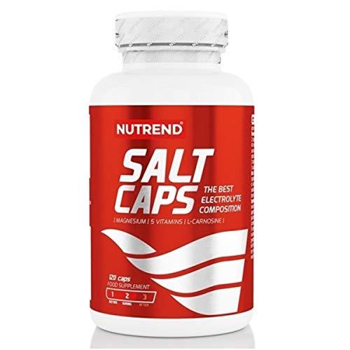 Nutrend Salt Caps 120caps Vitamine und Mineralien -