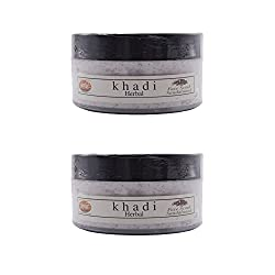 Khadi Herbal Face Scrub (Pack of 2) by Avyakt Pharma