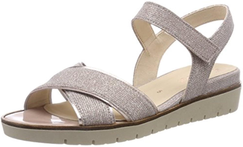 Gabor Basic, Sandali con Cinturino alla Caviglia Donna   lusso    Maschio/Ragazze Scarpa