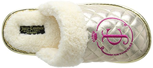 Juicy Couture Damen Cupcake Hinten Offen Gold (Dusty Gold Mettalic)