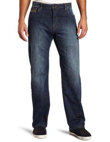 Prana M41173202 Herren Jeans, 81 cm Innennaht, Antik-Optik, Größe 40 (Antik Denim Jeans)