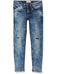 TOM TAILOR Kids Jungen Jeanshose Urban Wash Denim Ryan