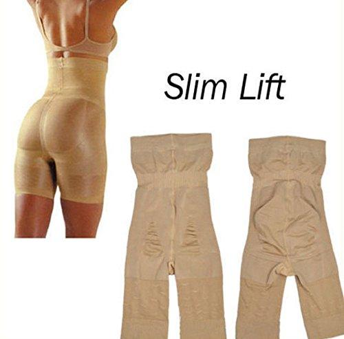 Snellente controllo Pantaloni Knickers da donna, intimo Body Shaper Nude Tummy Shapewear