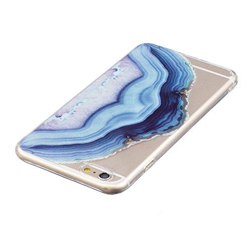 iPhone 6 Plus/6S Plus Coque, Voguecase TPU avec Absorption de Choc, Etui Silicone Souple Transparent, Légère / Ajustement Parfait Coque Shell Housse Cover pour Apple iPhone 6 Plus/6S Plus 5.5 (Corgi p Aquarelle 16