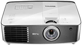 BenQ W1400 3D-DLP-Projektor (New 3D, Full HD 1920 x 1080 Pixel, Kontrast 10.000:1, 2200 ANSI Lumen, HDMI, USB inkl. 3D-Brille) weiß (B00FUT3YHM) | Amazon price tracker / tracking, Amazon price history charts, Amazon price watches, Amazon price drop alerts