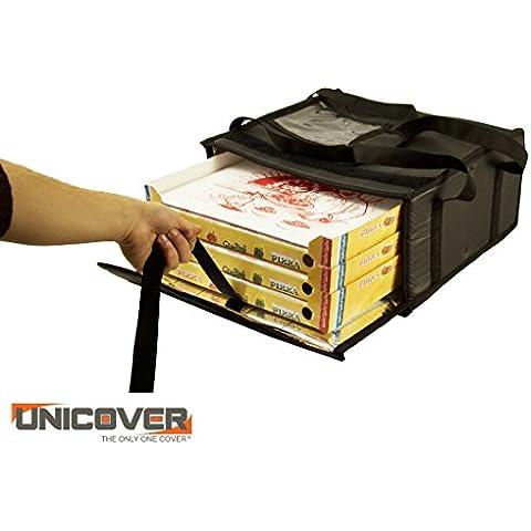 borsa termica porta pizza 3-4 cartoni
