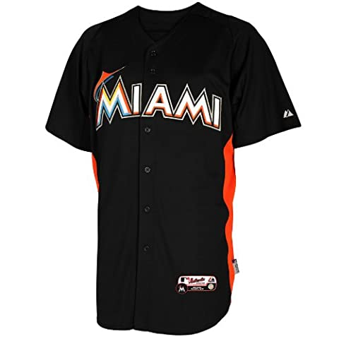 MLB Cool Boden Authentic Batting Practice Jersey XXL Pro Black/Fire Red