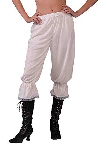 Edwardian Kostüm Schmuck - Bristol Novelty AC180 Pantalons, Beige, Size