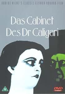 Das Cabinet Des Dr Caligari [1919] [DVD]