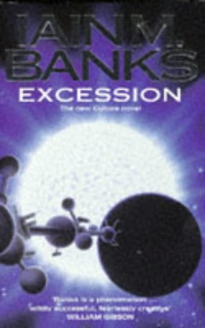 Book cover for Excession