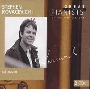 Die großen Pianisten des 20. Jahrhunderts - Stephen Kovacevich