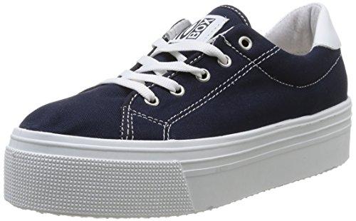 No Box Alma, Damen Sneaker Blau - Blau (Marineblau)