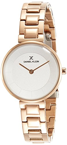 Daniel Klein Fiord-Ladys Analog Silver Dial Women's Watch - DK11684-2