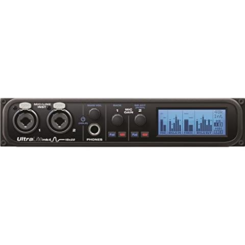 Motu ultralite-mk4Interface audio USB2avec effets et mixeur On-Board