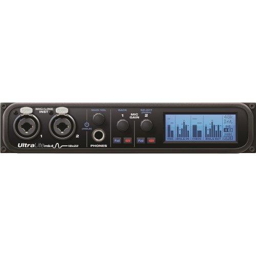 Usato, Motu UltraLite-MK4 Interfaccia Audio Usb2 con Effetti usato  Spedito ovunque in Italia