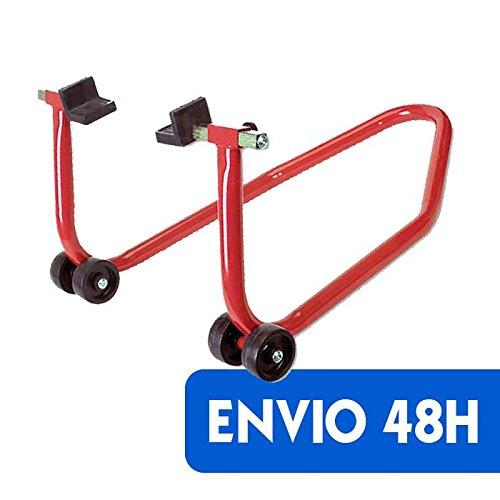 Soporte / elevador / caballete TRASERO universal de motos - ENVÍO 48 HORAS