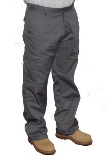 Lee Cooper Workwear, Pantaloni cargo da lavoro, LCPNT205, 30 w/34 l