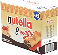 Nutella B-Ready 15 Stk