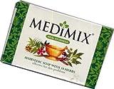 Medimix Ayurvedic Soap 125g - New Large Size by Medimix BEAUTY (English Manual)