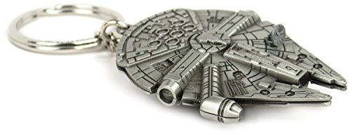 Star Wars Millennium Falcon Replica Key Chain