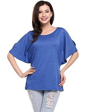 Soteer - Camiseta - para mujer