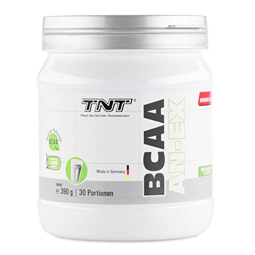 BCAA Pulver – Aminosäuren mit tollem Geschmack...
