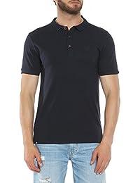 Mens Striped Polo Shirt T-shirt Kensington Short Sleeved Summer 1X 4737