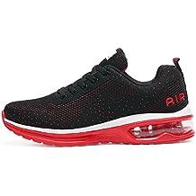 T-Gold Zapatillas de Running para Hombre Mujer Calzado Deportivo Deportivas Verano