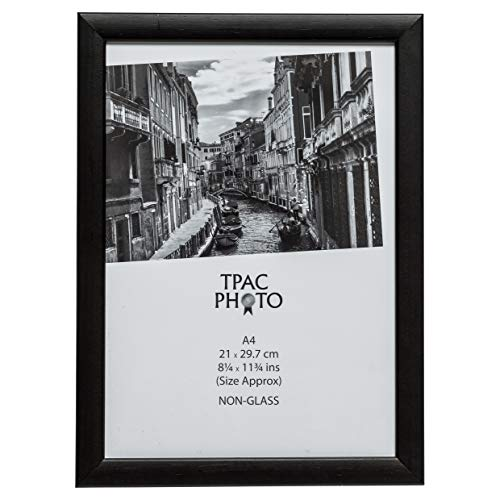 The Photo Album Company PAWFA4B-BLK - Marco fotos