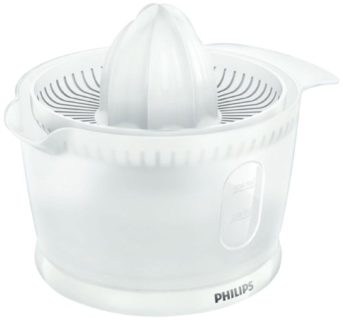 Philips HR2738/01 Daily Collection Citrus Press, 500 ml, 25 Watt - White