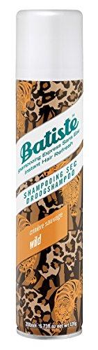 Batiste Shampoo, Champu Wild, 200 ml