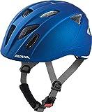 Alpina XIMO L.E. Juste Unisexe Casque de vélo Bleu 45-49 cm
