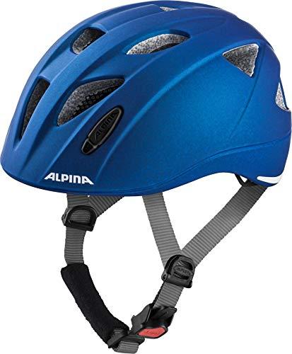 Alpina Unisex Jugend XIMO L.E. Fahrradhelm, blue, 49-54 cm