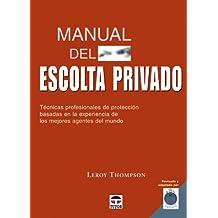 manual del escolta privado tcnicas profesionales de proteccin