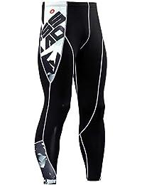Pantalones de Running Leggings de Hombre Pantalones Deportivos de Secado  Rápido 89841accaf88