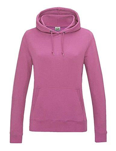 All We Do Is - Sudadera con capucha - para mujer Rosa Candyfloss Pink Small