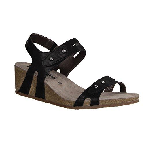 Mephisto MINOA Liz 2331/2300 - Moussey 635 Sandalo Donna Black
