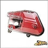 Boîte filtre à air transparent Tun'R scoot Booster MBK 50 Stunt après 2004 Neuf