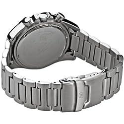 2 Can Professional Timepieces Navy-X SM1604BK Men's Adjustable Bezel