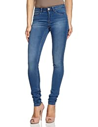 "ONLY Damen Jeans 15077789/REG SOFT ULTIMATE PIM203 NOOS Skinny, Slim Fit (Röhre) ,Normaler Bund , Blau (Medium Blue Denim), XS (""32)"