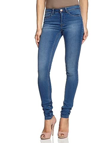 Only - soft ultimate - jean - skinny - femme - Bleu (medium blue denim) - W30/L32