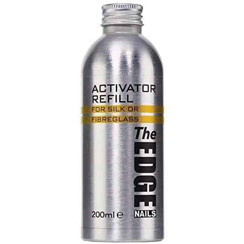 The Edge Nail Activateur Recharge pour fibre de verre/soie 200 ml
