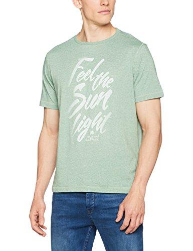 LERROS Herren T-Shirt Grün (Apple 638)